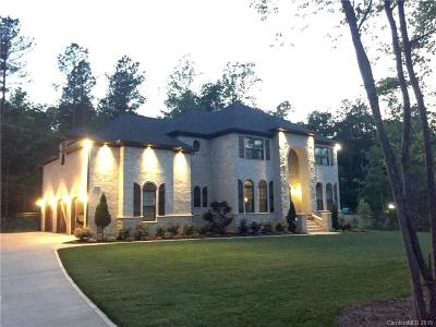 Clover, Lake Wylie Single Family Home For Sale: 4142 River Oaks Road