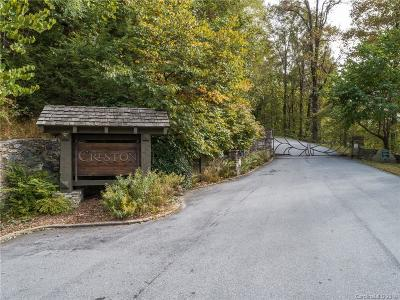 Bat Cave, Black Mountain, Chimney Rock, Columbus, Gerton, Lake Lure, Mill Spring, Rutherfordton, Saluda, Tryon, Union Mills Residential Lots & Land For Sale: Verbena Lane #TR CC4
