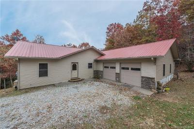 Bat Cave, Black Mountain, Chimney Rock, Columbus, Gerton, Lake Lure, Mill Spring, Rutherfordton, Saluda, Tryon, Union Mills Single Family Home For Sale: 22 Faholoa Ridge Road