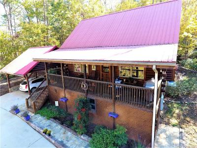 Lake Lure Single Family Home For Sale: 213 Wolf Trail #114