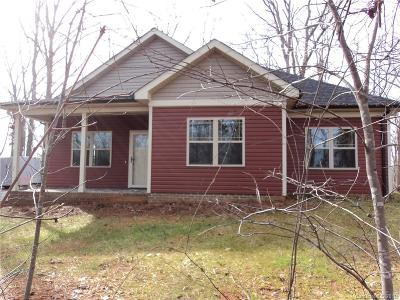 Single Family Home For Sale: 126 Belhaven Court #339