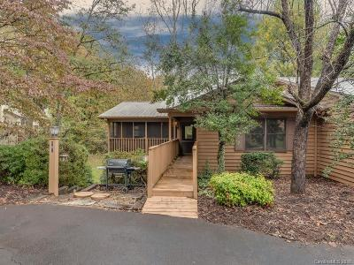 Bat Cave, Black Mountain, Chimney Rock, Columbus, Gerton, Lake Lure, Mill Spring, Rutherfordton, Saluda, Tryon, Union Mills Condo/Townhouse For Sale: 182 Bent Creek Boulevard #25