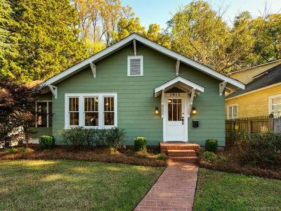 Single Family Home For Sale: 1615 Scott Avenue