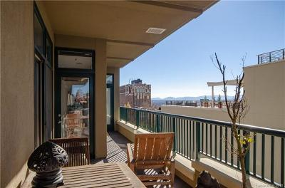 Asheville Condo/Townhouse For Sale: 21 Battery Park Avenue #404