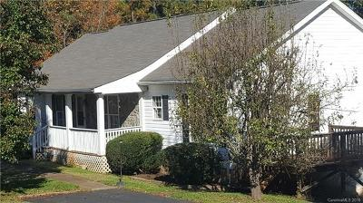 Single Family Home For Sale: 525 Stewart Rock Road