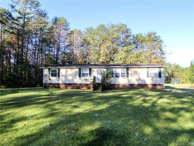 Single Family Home For Sale: 7442 McIlwaine Road