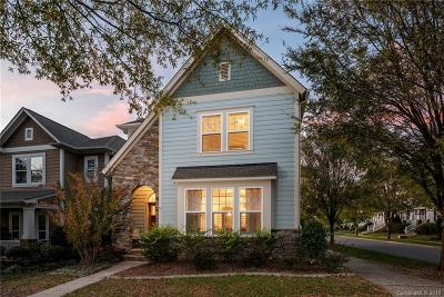 Belmont Single Family Home For Sale: 1101 Assembly Street