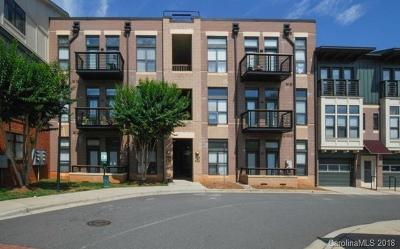 Charlotte Condo/Townhouse For Sale: 404 New Bern Station Court