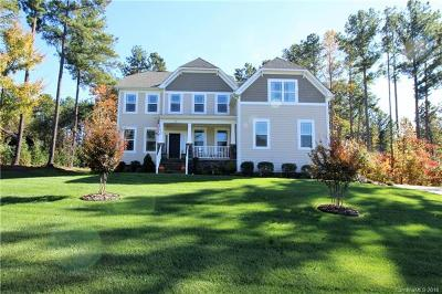 Mooresville Single Family Home For Sale: 300 Cove Creek Loop #82