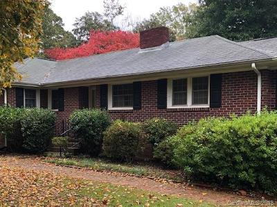 Rock Hill Single Family Home For Sale: 1128 Woodland Drive