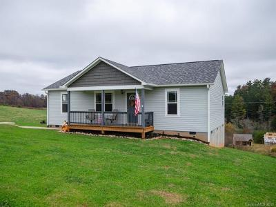 Leicester Single Family Home For Sale: 257 Tipton Hill Road