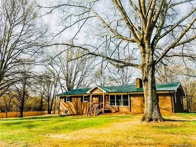 Oakboro Single Family Home For Sale: 8409 Griffin Greene Boulevard