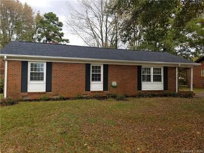 Charlotte Single Family Home For Sale: 2401 Milton Road