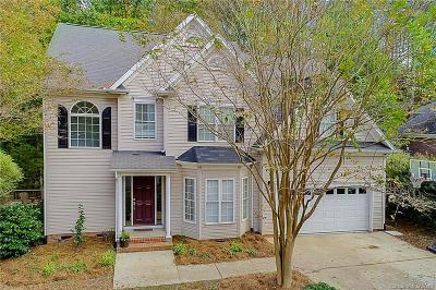 Tega Cay Single Family Home For Sale: 11177 Watertrace Drive