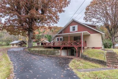 Asheville Single Family Home Under Contract-Show: 260 Bee Ridge Road