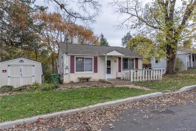 Asheville NC Single Family Home Under Contract-Show: $189,000