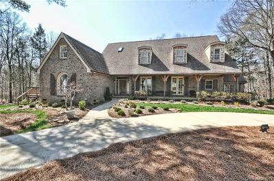 Union County Single Family Home For Sale: 3722 Waxhaw Marvin Road