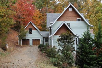 Asheville NC Single Family Home For Sale: $599,000
