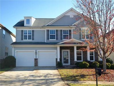 Mooresville Single Family Home For Sale: 178 Silverspring Place