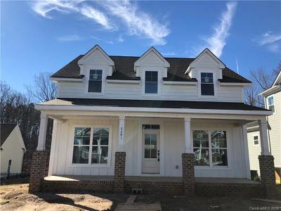 Kannapolis Single Family Home For Sale: 3291 Keady Mill Loop #141