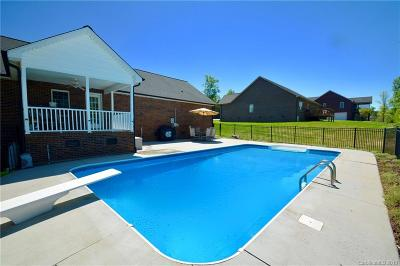 Lincolnton Single Family Home For Sale: 1319 Broomsage Lane