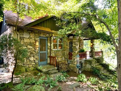 Asheville Single Family Home For Sale: 9 Pine Tree Road