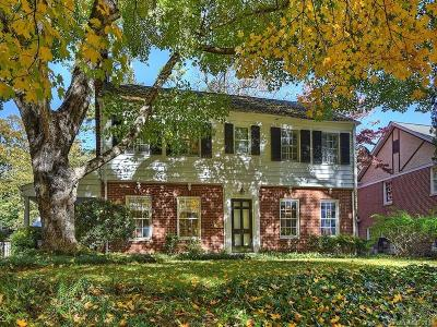 Myers Park Single Family Home For Sale: 2215 Malvern Road