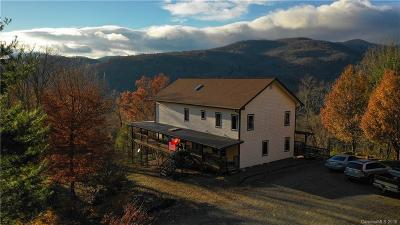 Black Mountain Single Family Home For Sale: 3375 Nc 9 Highway