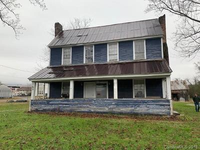 Transylvania County Single Family Home For Sale: 1699 Old Hendersonville Highway