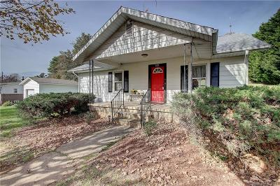 Waynesville Single Family Home For Sale: 629 Ratcliff Cove Road