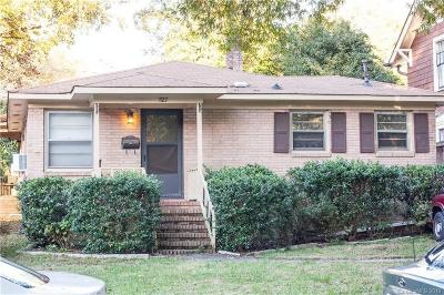Dilworth Multi Family Home Under Contract-Show: 725 Brookside Avenue