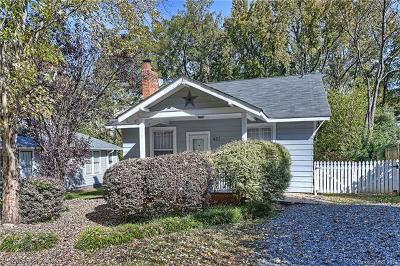 Dilworth Single Family Home For Sale: 421 Rensselaer Avenue