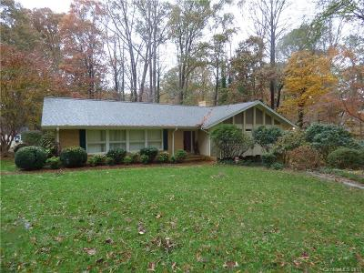 Iredell County Single Family Home For Sale: 1321 Earlwood Road