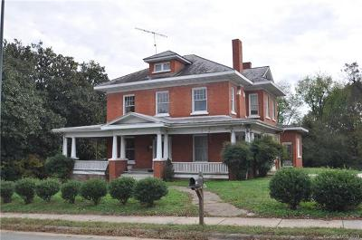 Stanly County Single Family Home For Sale: 719 Main Street
