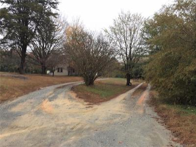 Woodleaf Single Family Home For Sale: 2125 Nc 801 Highway