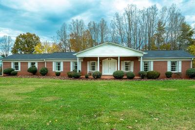 Hickory Single Family Home Under Contract-Show: 9261 Indian Hills Street