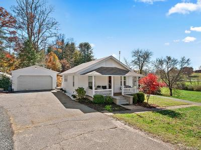 Candler Single Family Home Under Contract-Show: 6 Forrest Lane