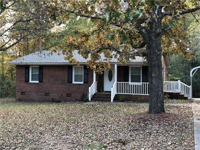 Lancaster Single Family Home For Sale: 269 Nope Lane