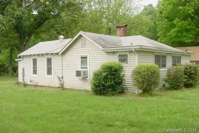 Iredell County Single Family Home For Sale: 559 Shearers Road