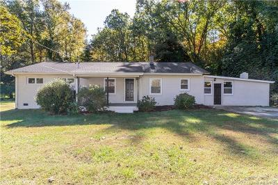 Polk County, Rutherford County Single Family Home For Sale: 77 Jervey Road