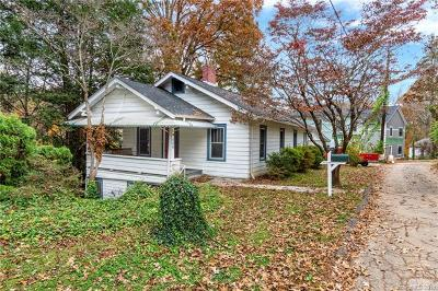 Asheville Single Family Home For Sale: 140 Chatham Road