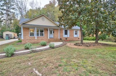 Single Family Home For Sale: 3116 Archdale Drive