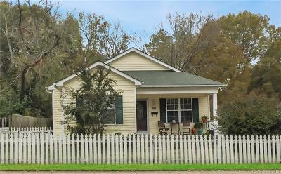Kannapolis Single Family Home Under Contract-Show: 805 W C Street
