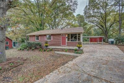 Gastonia Single Family Home Under Contract-Show: 610 Park Terrace