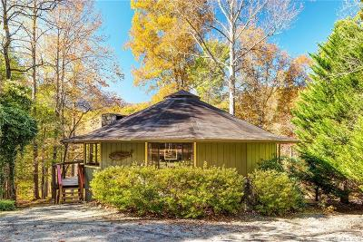 Lake Lure, Mill Spring Single Family Home For Sale: 1973 Buffalo Creek Road