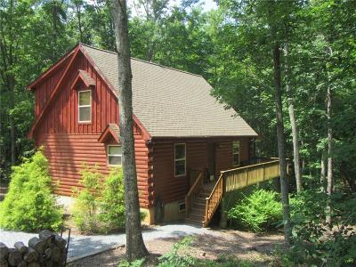 Single Family Home For Sale: 257 Adirondack Trail
