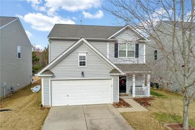 Charlotte Single Family Home Under Contract-Show: 16127 Raptor Court
