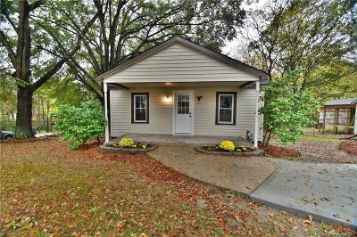 Gastonia Single Family Home For Sale: 2411 Sunset Avenue