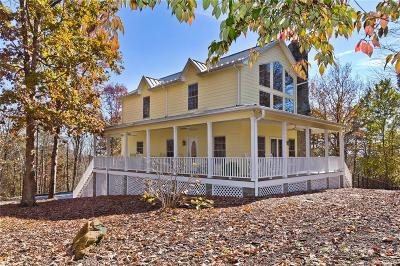 Lake Lure Single Family Home For Sale: 238 Sweetbriar Road N