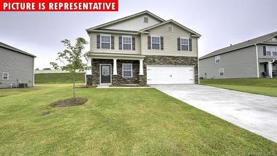 Mooresville Single Family Home For Sale: 106 Longleaf Drive #Lot 140